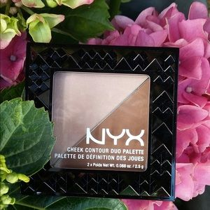 💄X3 Nyxcheek contour Duo's powder palettes NEW!💄